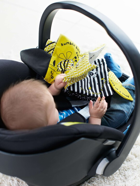 Babyplay - Bumble Bee Soft Book image number 4