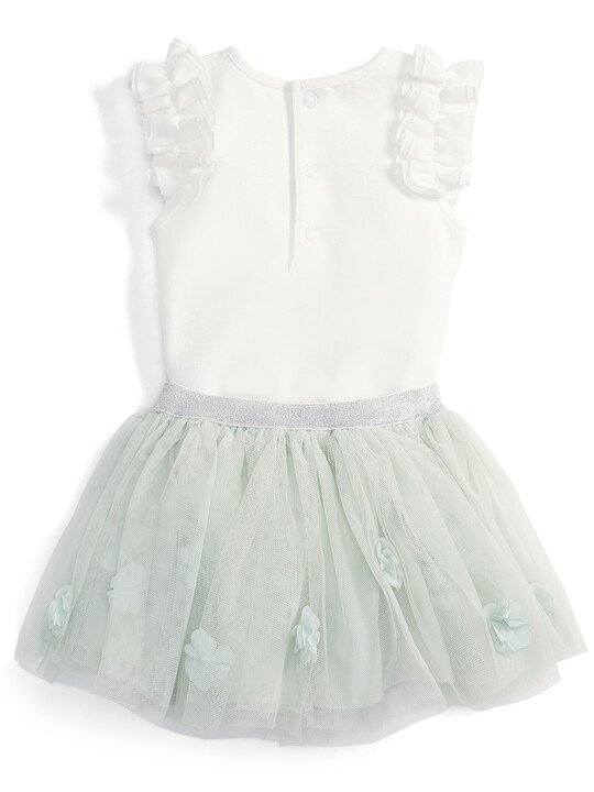 Butterfly Tutu Set - 2 Piece image number 2