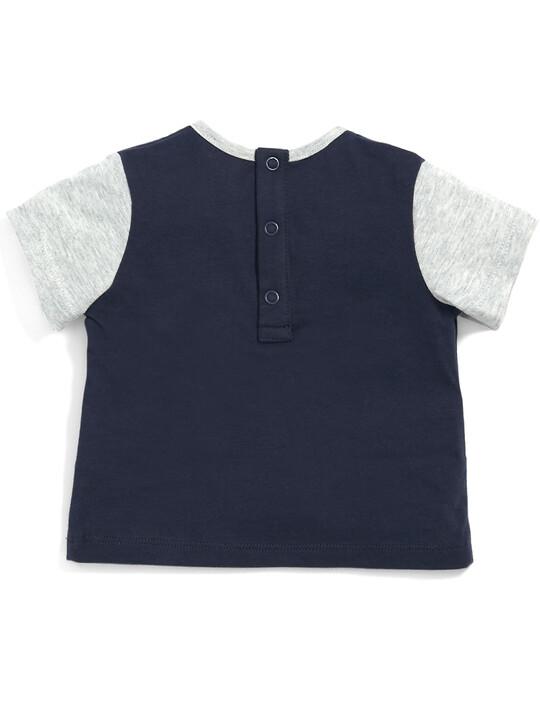 Short Sleeve Pocket T-Shirt image number 2