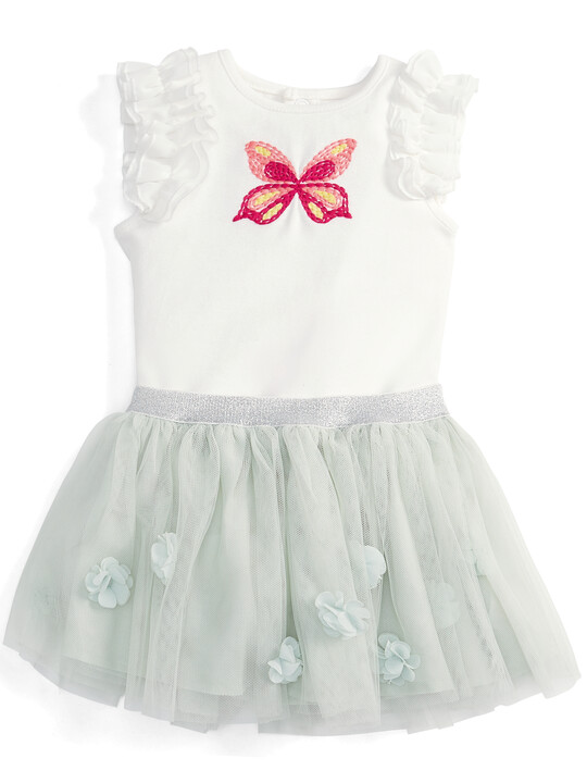 Butterfly Tutu Set - 2 Piece image number 1