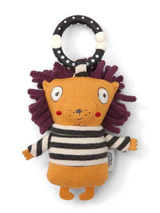 Snuffle Hedgehog - Linkie Toy image number 1