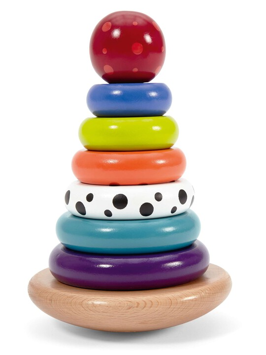 Babyplay  -  Wobbly Stacker image number 1