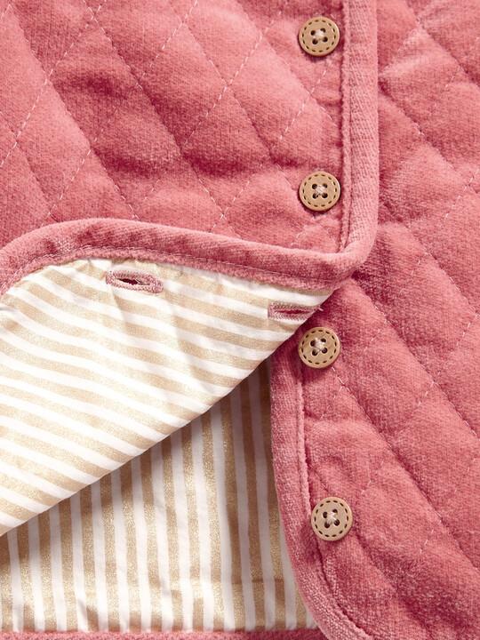 Velvet Quilted Jacket image number 3