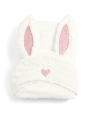 Hooded Rabbit Towel - Millie & Boris
