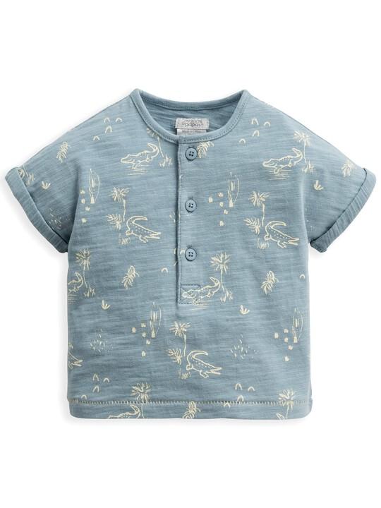 Crocodile Print T-Shirt image number 4