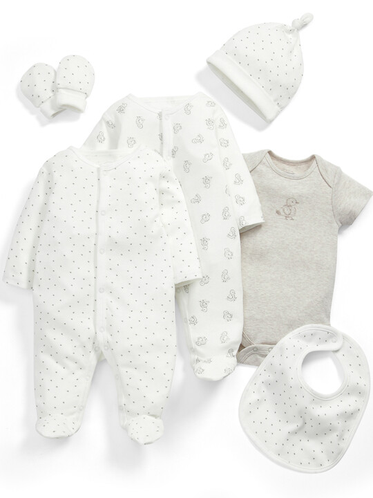 Six Piece Duckling Gift Set image number 1