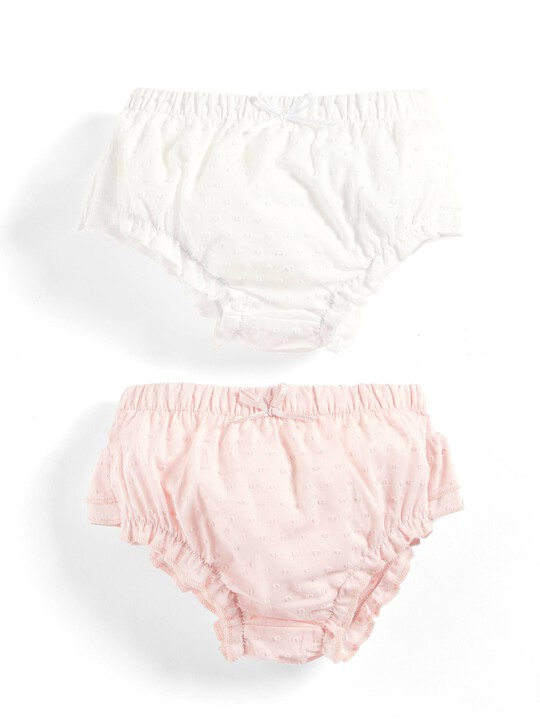 Frilled Knickers (2 Pack) image number 1