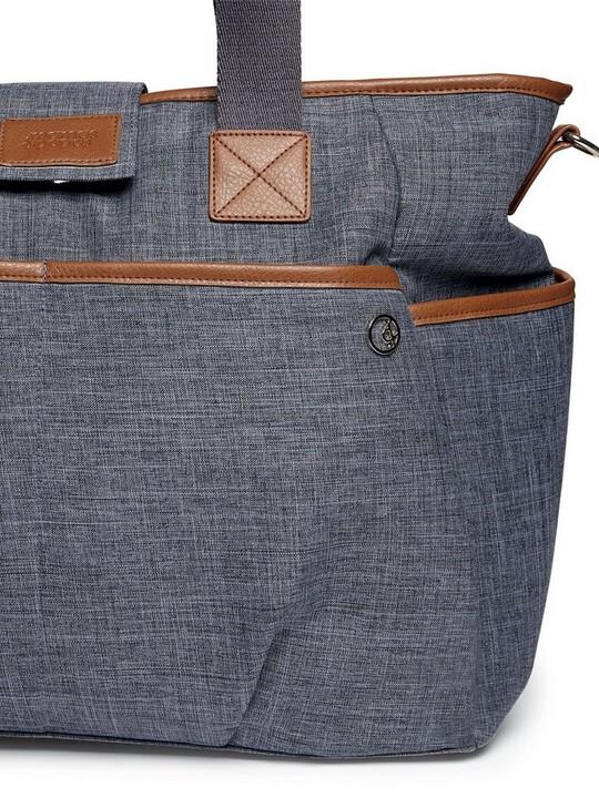 Tote Bag - Navy Marl image number 5