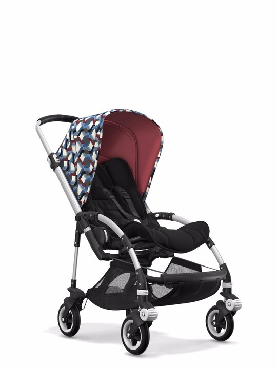 Bugaboo Bee5 Seat Fabric Black image number 3
