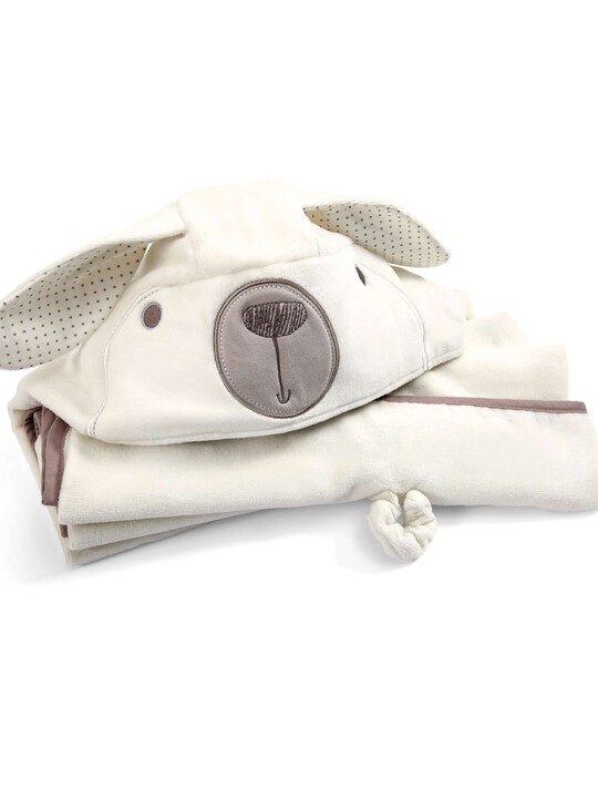 Millie & Boris - Hooded Towel image number 2