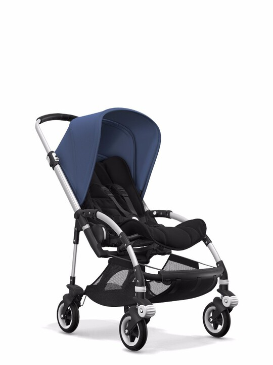 Bugaboo Bee5 Seat Fabric Black image number 4