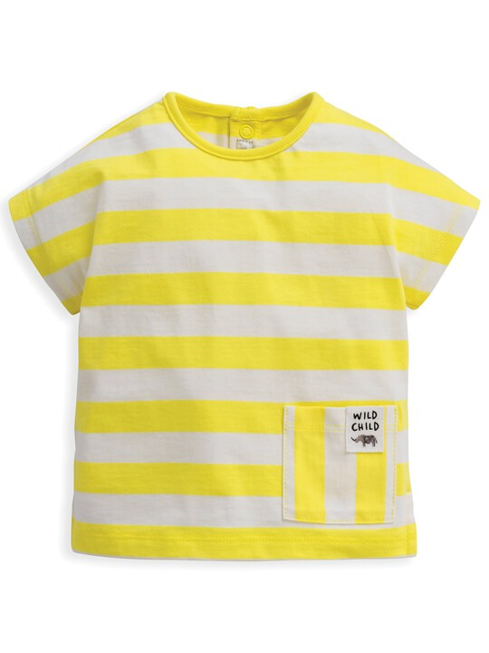 Striped T-Shirt image number 1