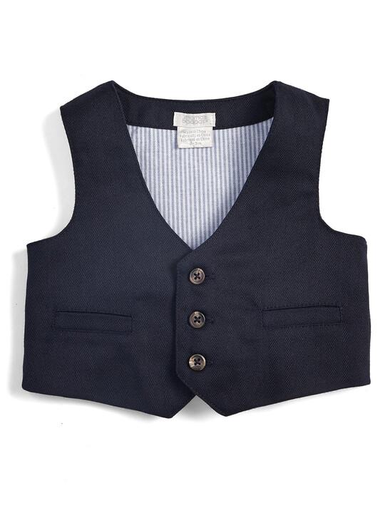 Shirt & Waistcoat 3 Piece Set image number 5