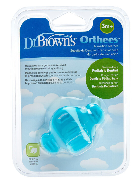 Dr Brown's Transition Teether image number 1