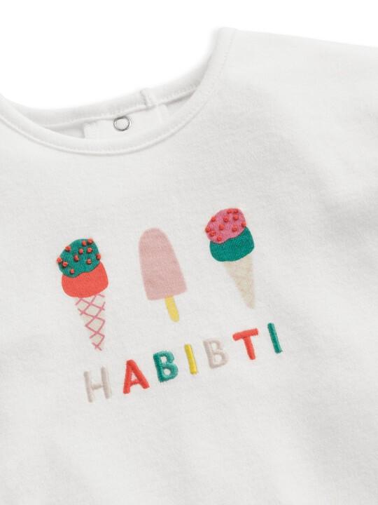 Ice Cream 'Habibti' T-Shirt image number 8