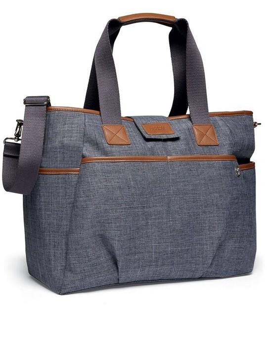 Tote Bag - Navy Marl image number 1