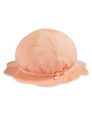 Scallop Edge Hat