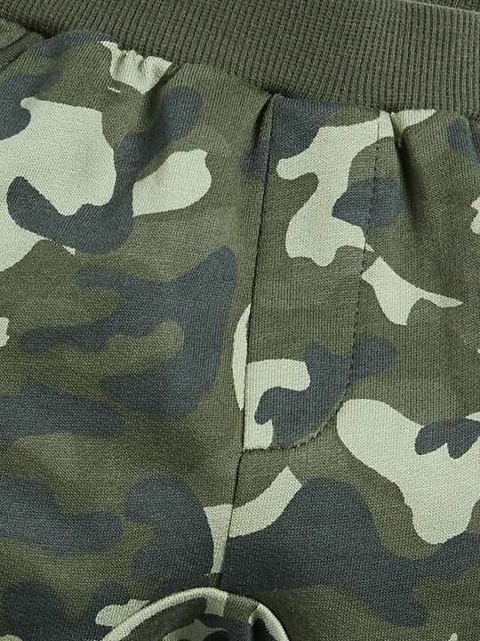 Camo Joggers image number 3