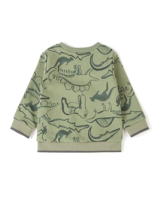 Safari Sweater image number 6