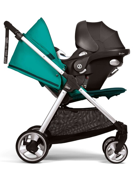 Armadillo XT Pushchair - Teal Tide image number 3