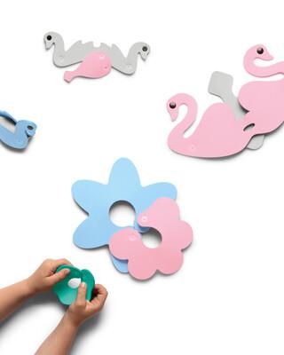 Quut Quutopia Bathtime Stories 3D  Swan Lake
