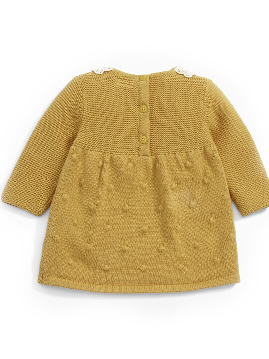 Crochet Knit Dress image number 2
