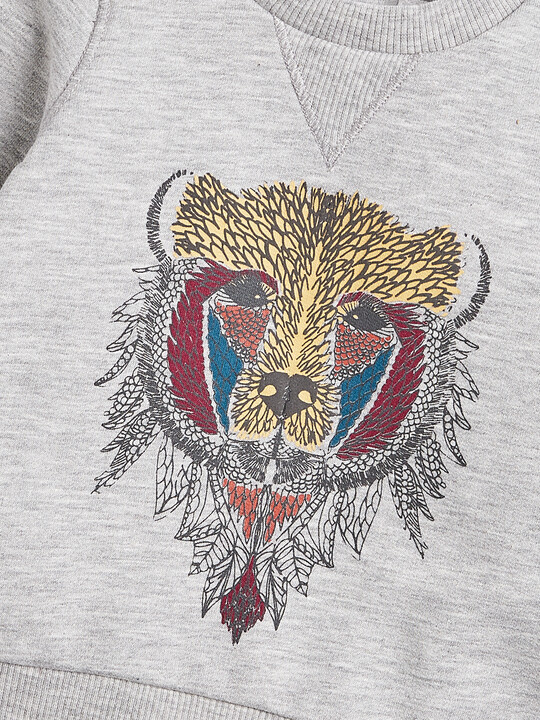 Bear Sweatshirt image number 3