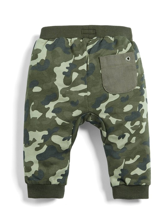 Camo Joggers image number 2