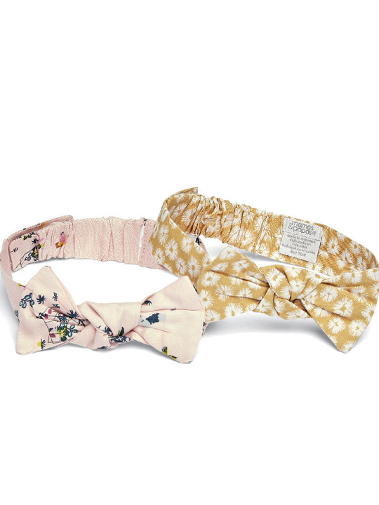 Bow Headbands (2 Pack) image number 1