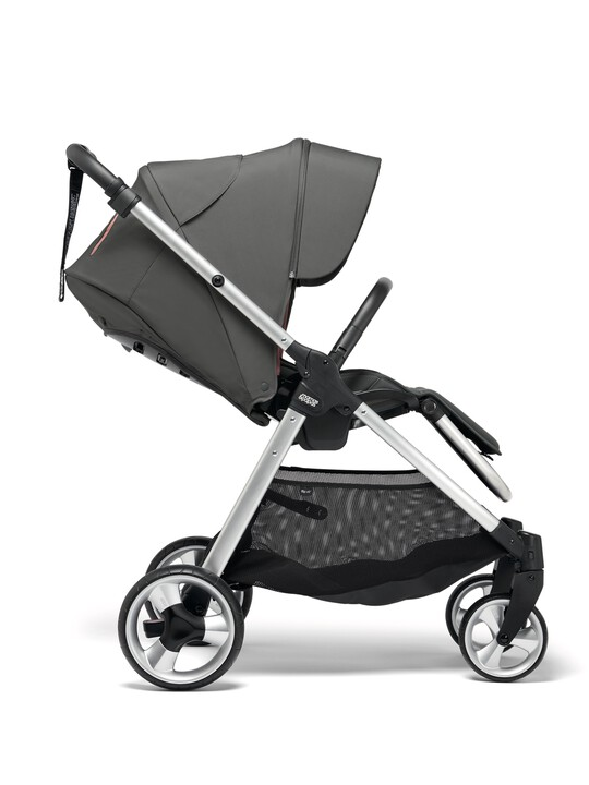 Armadillo Flip XT² Signature Edition Athleisure Pushchair - Grey/Coral image number 5