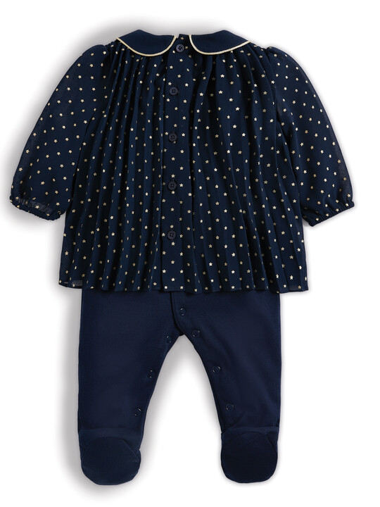 Star Blouse Mock Layer All-in-One image number 2