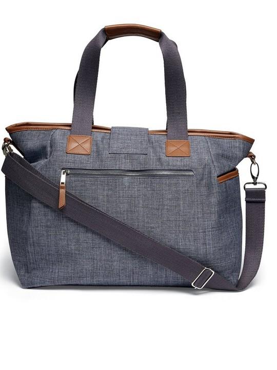 Tote Bag - Navy Marl image number 3