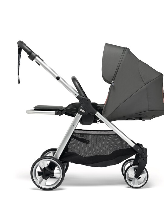 Armadillo Flip XT² Signature Edition Athleisure Pushchair - Grey/Coral image number 2