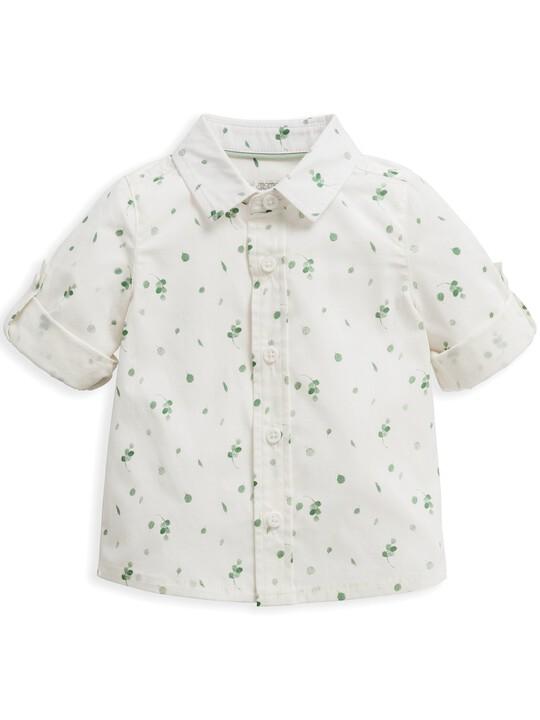 Leaf Print Shirt image number 1