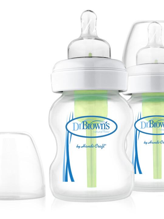 Dr Brown's Natural Flow Wide-Neck Baby Bottle - 5oz ( Pack of 2) image number 6