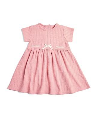 Short Sleeve Jersey Dress