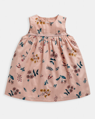 Floral Print Woven Dress
