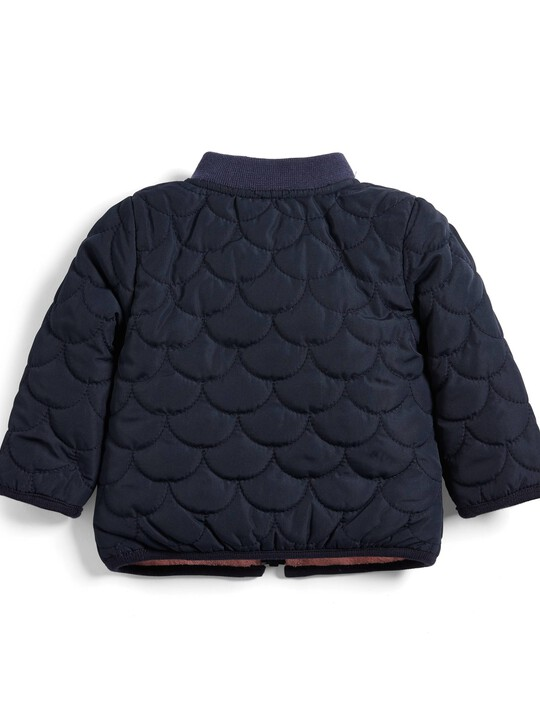 Quilted Bomber Jacket image number 2