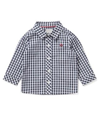 Check Shirt Navy