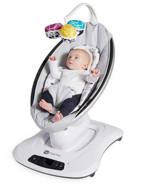 4moms Reversible Newborn Insert - Little Royal image number 1