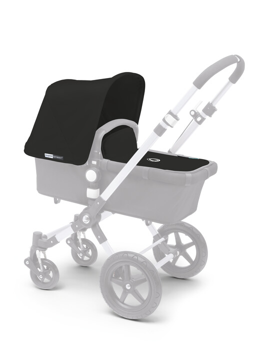 Bugaboo Cameleon3 Tailored Fabric Set Black image number 1