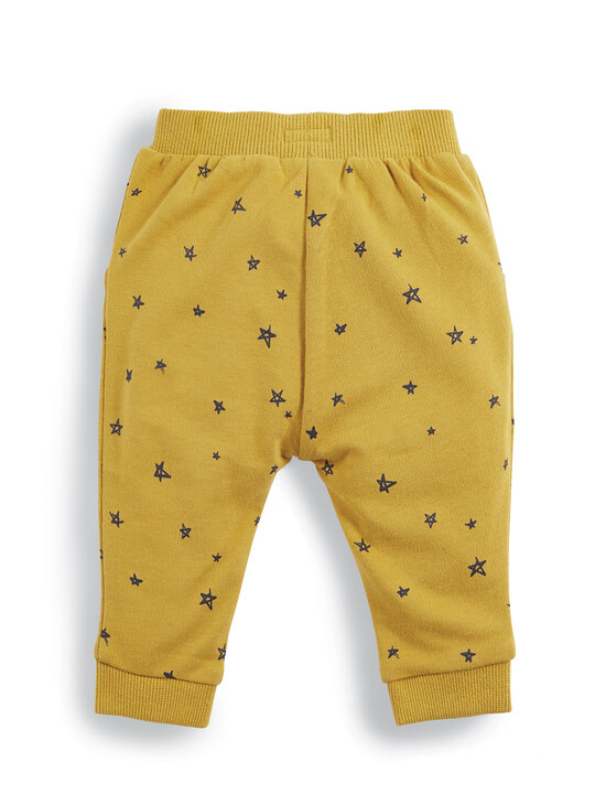 Star Print Joggers image number 2
