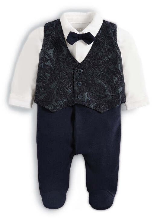 Waistcoat Mock Layer All-in-One image number 1
