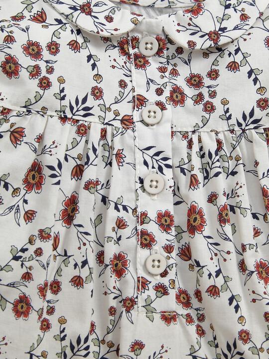 Floral Smock Blouse image number 3