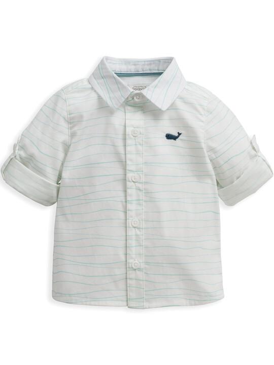 Wave Print Shirt image number 1