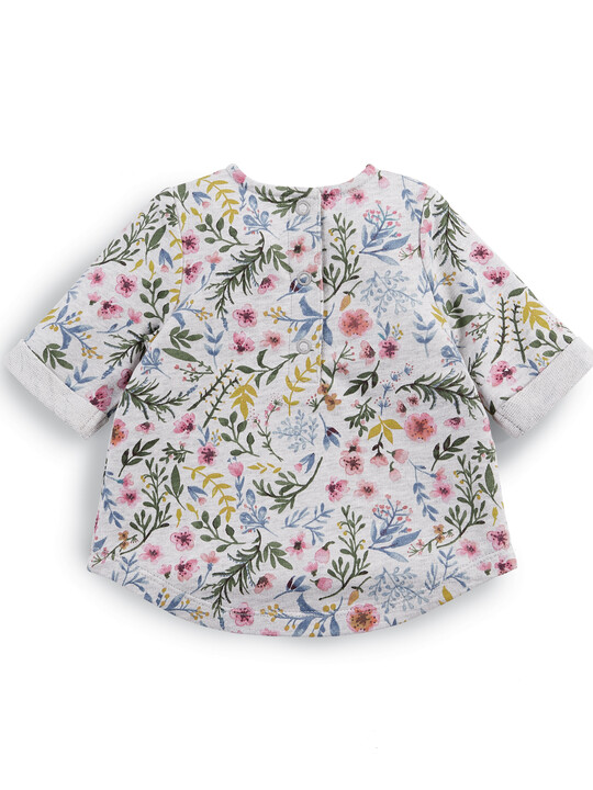 Floral Sweater image number 2