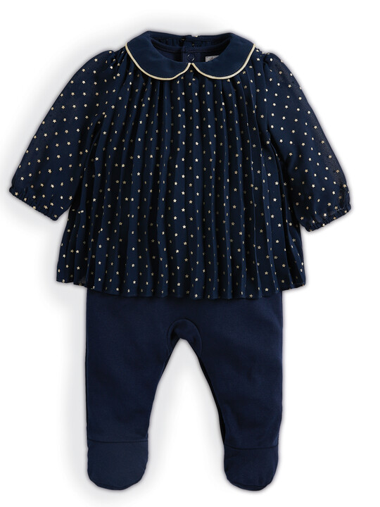 Star Blouse Mock Layer All-in-One image number 1