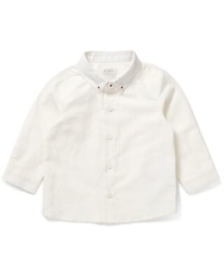 Oxford Shirt White