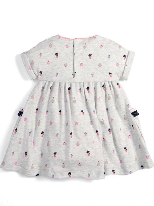 Fruit Print Dress image number 3