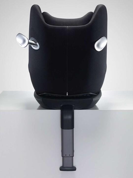 Cybex Sirona Car Seat - Happy Black image number 4